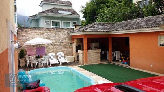 Casa Residencial À Venda, Freguesia (jacarepaguá), Rio De Janeiro. - Ca0789