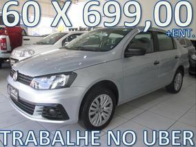 Volkswagen Voyage 1.6 Completo Entrada + 60 X 699,00 Fixas