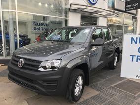 Okm Volkswagen Amarok 4x2 Trendline Financia Vw Tasa 0% 2018