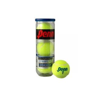 Tubo Penn Tenis 3 Pelotitas Pelota Championship Sello Azul Profesional Cancha Rapida Lenta
