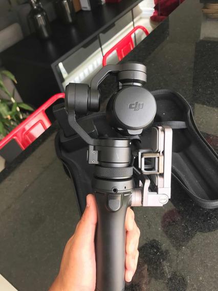 Gimbal Dji Suporte Estabilizador Osmo Om160 Com Câmera Case