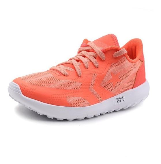 zapatillas converse mujer naranjas