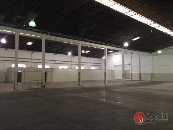 Galpão Industrial Para Locação, Jardim Humaitá, São Paulo - Ga0579. - Ga0579