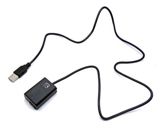 Adaptador Usb P/ Powerbank Sony A7 A7ii A7s A6000 5r 5n