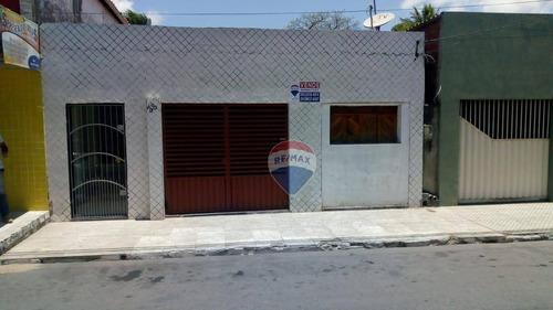 Casa Com 3 Dormitórios Para Locação - Centro - São Gonçalo Do Amarante/rn - Ca0258