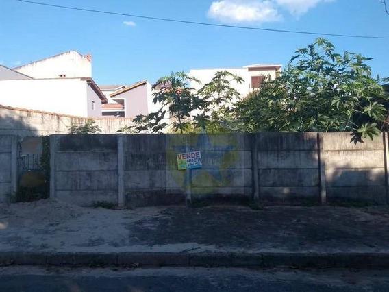 Terreno Residencial À Venda, Vila Dos Netos, Atibaia. - Te0562