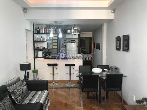 Apartamento À Venda, 3 Quartos, 1 Vaga, Flamengo - Rio De Janeiro/rj - 21027