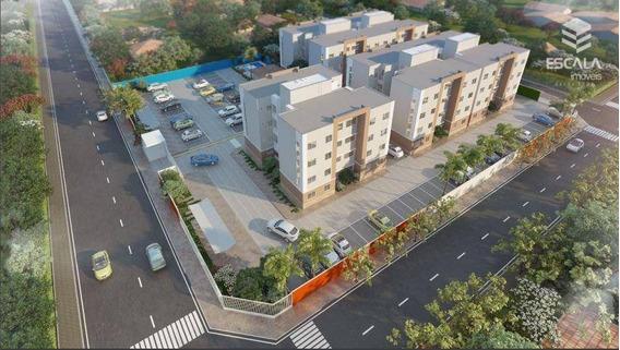 Apartamento Com 3 Quartos À Venda, 57 M², Área De Lazer, Financia Barra Nova - Caucaia/ce - Ap0789