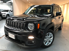 Jeep Renegade Sport Plus Automatica Anticipo Y Cuotas