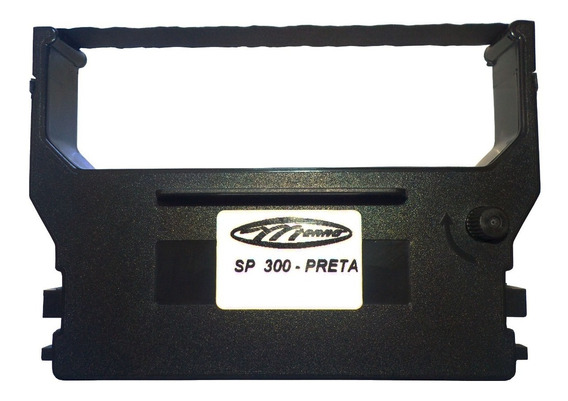 Fita Impressora Matricial Daruma Ds348 Caixa Com 8 Unidades