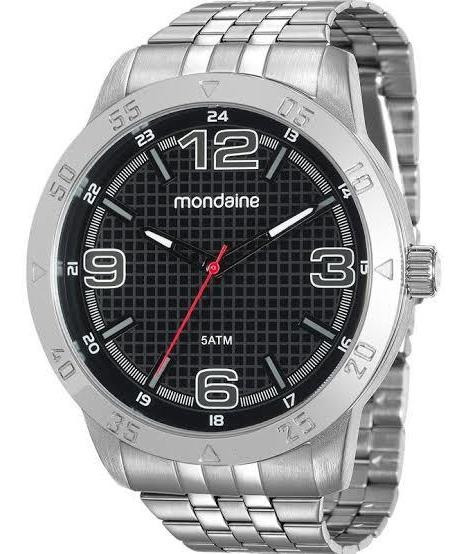 Relógio Mondaine Masculino 99196g0mvne1