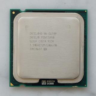 Procesador Intel Core2duo E6700