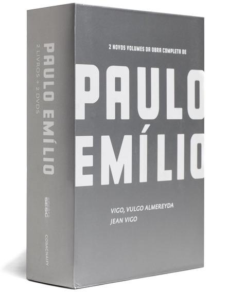 Caixa Paulo Emílio Cinema Jean Vigo 10% Off + Frete Grátis