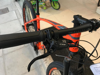 Bicicleta Lotus Fox 29 Freio A Disco Hidráulico Cxr 24 V.