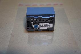 Kit 2 Baterias Sony Np Fp70 Original Leia *novo Anuncio