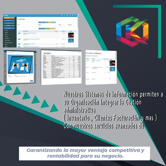 Sistema Administrativo, Sistema Contable, Sistema Nómina