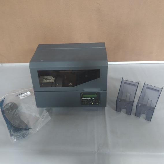 Impressora Para Crachá Cartão Pvc Polaroid P75sf Nova