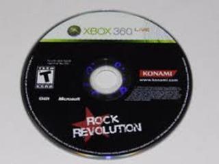 Juego Xbox 360 Rock Revolution Usado