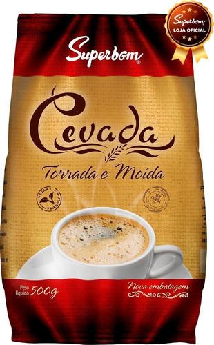 Cafe Cevada 500g - Superbom.