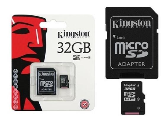 Cartão De Memoria Sd 2gb Kingston Com Adaptador