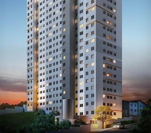 Apartamento Com 2 Dormitórios À Venda, 39 M² Por R$ 194.000,00 - Vila Mascote - São Paulo/sp - Ap8714