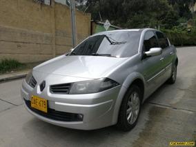 Renault Mégane Ii Mecánico