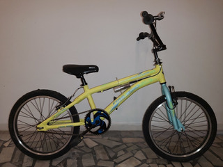 Bicicleta Freestyle Rodado 20 - Rotor 360° - Cuadro Aluminio