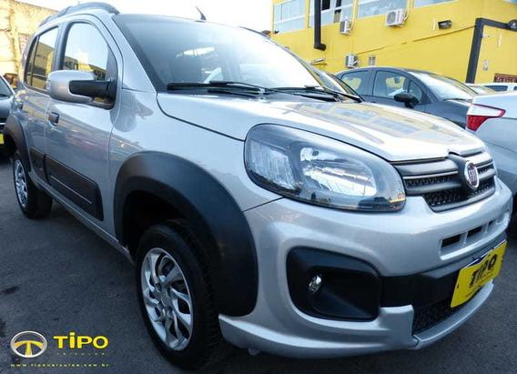 Fiat Uno Evo Way 1.0 6v 4p 2017