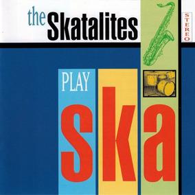 Lp Skatalites - The Skatalites Play Ska | Importado - Novo