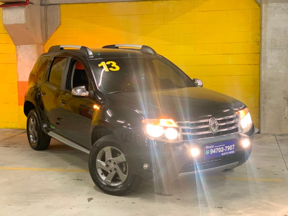 Renault Duster 2.0 Techroad Automático Top Linha + Couro