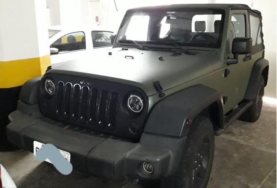 Jeep Wrangler 3.8 V6 Duas Capotas