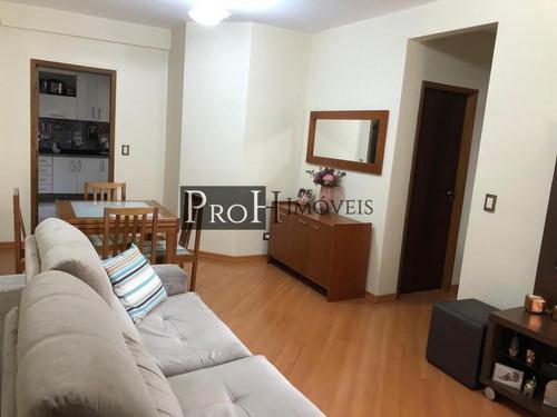 Imagem 1 de 15 de Apartamento Para Venda Em São Caetano Do Sul, Nova Gerty, 2 Dormitórios, 1 Suíte, 2 Banheiros, 1 Vaga - Maumarros