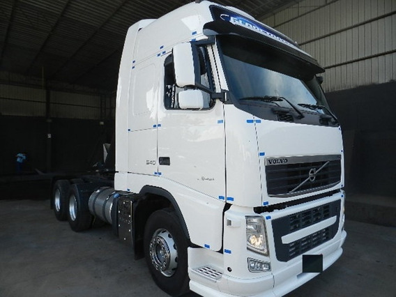 Volvo Fh 540 6x4 2014 Globetroter