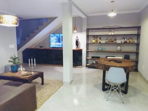 Casa Sobrado, Com 180 M² De Área Construída Em Um Terreno De 150 M², No Bairro Nova Ribeirânia, Na Cidade De Ribeirão Preto, - Ca00414 - 68300088