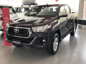 Toyota Hilux 2019 2.4cc Mec 4x4 Diesel