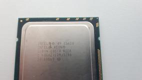 Processador Intel Xeon E5620 Cache 12m, 2.40 Ghz Usado