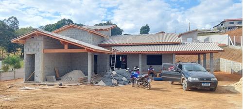 Imagem 1 de 6 de Chacara 1.000m2 Condominio Fechado A Venda Em Pinhalzinho Sp