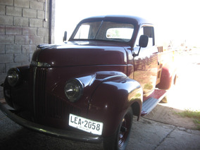 Studebaker 1948 Restaurada, Excelente Estado...!!!!