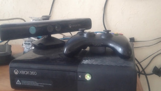 Xbox 360 Con Kinect Y Un Control