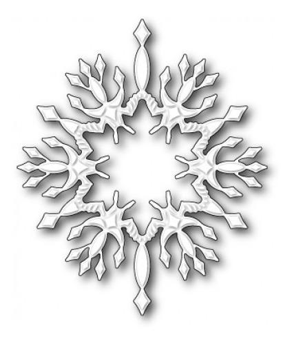 Imagem 1 de 1 de Memory Box Craft Die Limoges Snowflake