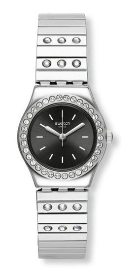 Relógio Swatch Tan Li Prata Yss318a