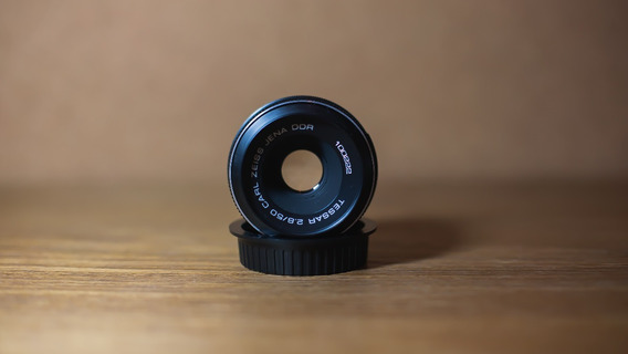 Lente Objetiva Zeiss 50mm, F/2.8 Lindíssima M42, Canon Nikon
