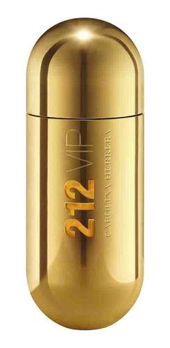 Perfum Mujer Carolina Herrera 212 Vip Edp 80ml Original |sz®