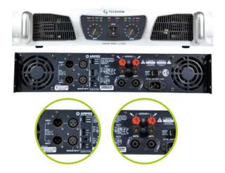 Potencia Concert C3600 American Pro 3600w Rms - La Roca