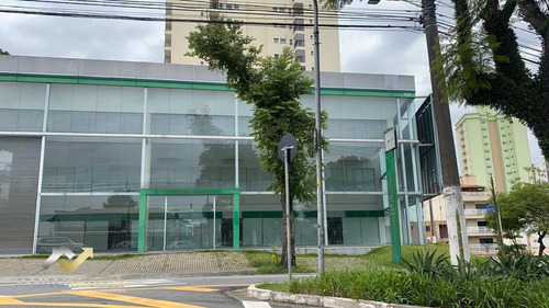 Prédio Para Alugar, 1500 M² Por R$ 37.000/mês - Vila Valparaíso - Santo André/sp - Pr0021