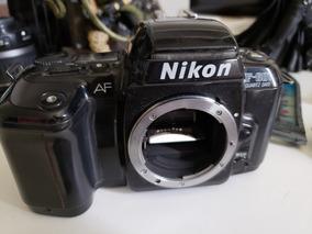 Câmera Nikon F601 Af Corpo