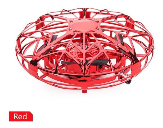 Drone Ovni Com Iv Anticolis?o Led Vermelho