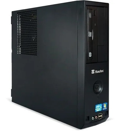 Pc Desktop Itautec St4272 Intel Core I5 2400 4gb 500gb Wifi