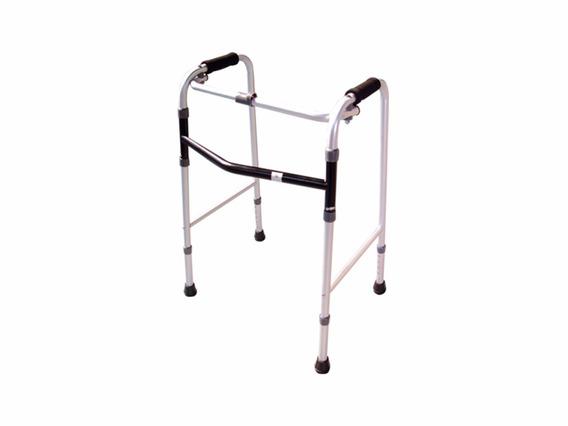 Andadera De Aluminio Económica Plegable - Ortopedica Adulto