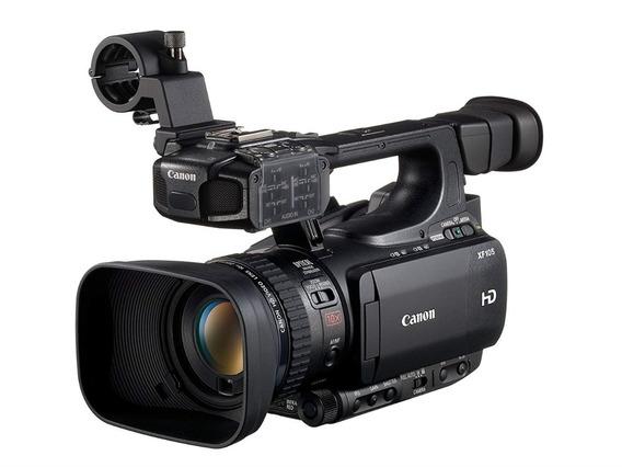 Filmadora Canon Xf105 Hd Professional -troco Por Nx 3 Sony